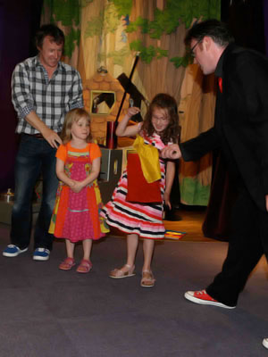 kids magician for hire in dublin